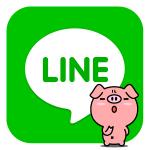 "LINEクリエイターズスタンプ第2弾""眉間にシワの子豚さん「いばり子豚」""リリース"